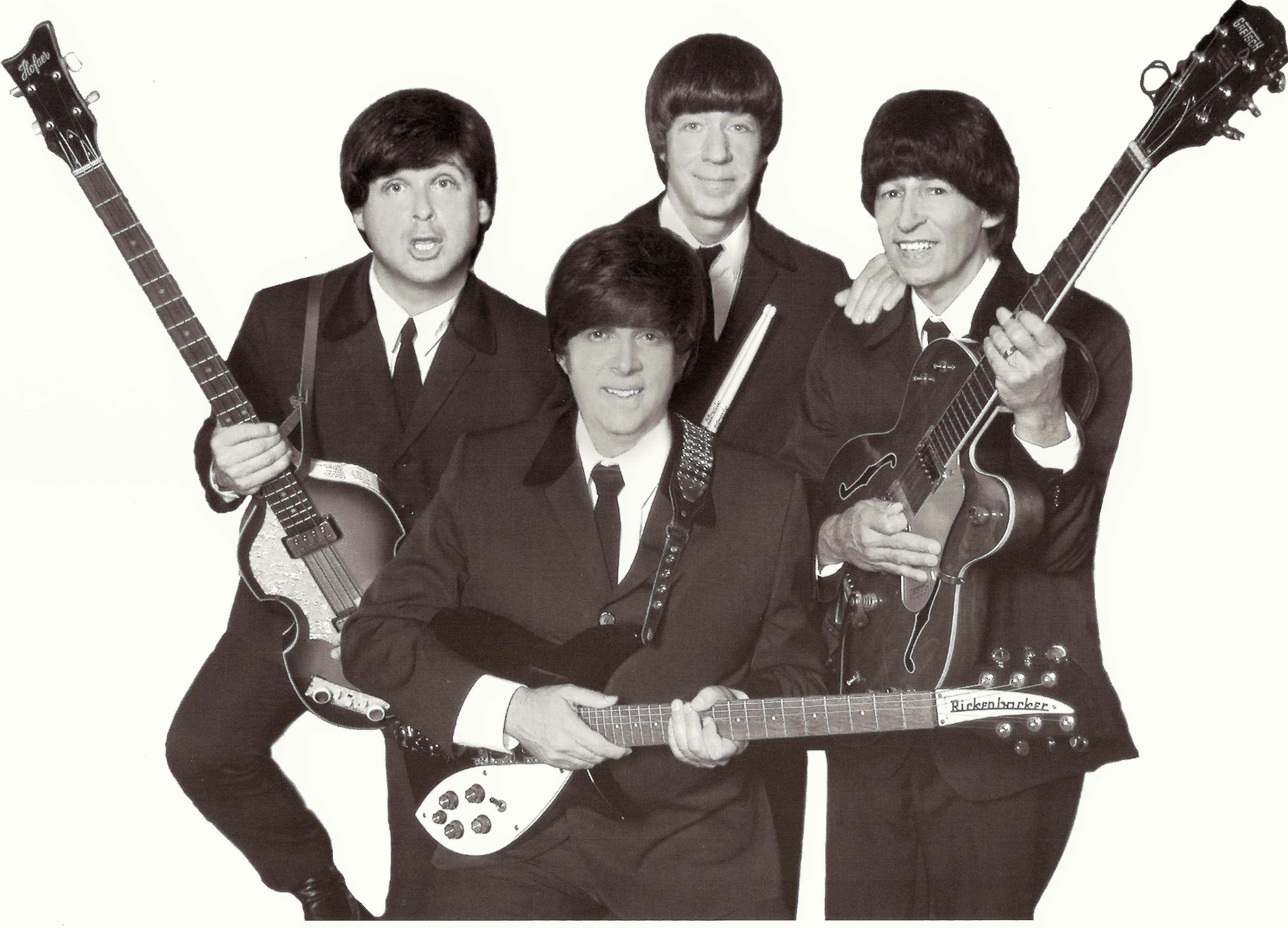 a history of the beatles a popular group Home• history of the beatles ringo starr, the drummer for another popular liverpool band design by group members.