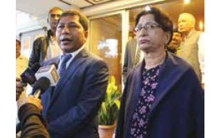 Meghalaya Insurgent Group Signs Historic Peace Pact.