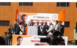 'Modi is the investment of corruption'- Rahul Gandhi