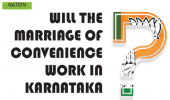 WILL THE MARRIAGE OF CONVENIENCE WORK IN KARNATAKA