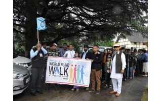 World Sight Day 2018 in Shillong