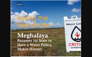 Meghalaya Becomes 1st State to Have a Water Policy, Makes History