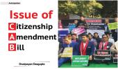 Issue of Citizenship Amendment Bill