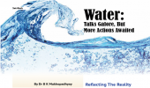 Water: Talks Galore, But More Actions Awaited