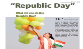 """Republic Day""  What did you do this Republic Day?"