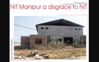 NIT Manipur a disgrace to NIT