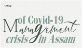 Management of Covid-19 crisis in Assam