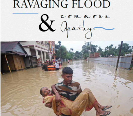 Ravaging floods & commons' Apathy