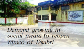 Demand growing in social media to reopen Wimco in Dhubri