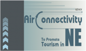 Air Connectivity To Promote Tourism in NE