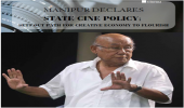 Manipur declares State Cine Policy; Sets out path for creative economy to flourish