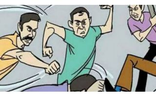 5 local youth attack by mob in broad day light