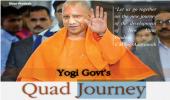 Quadrennial Journey of Yogi Govt